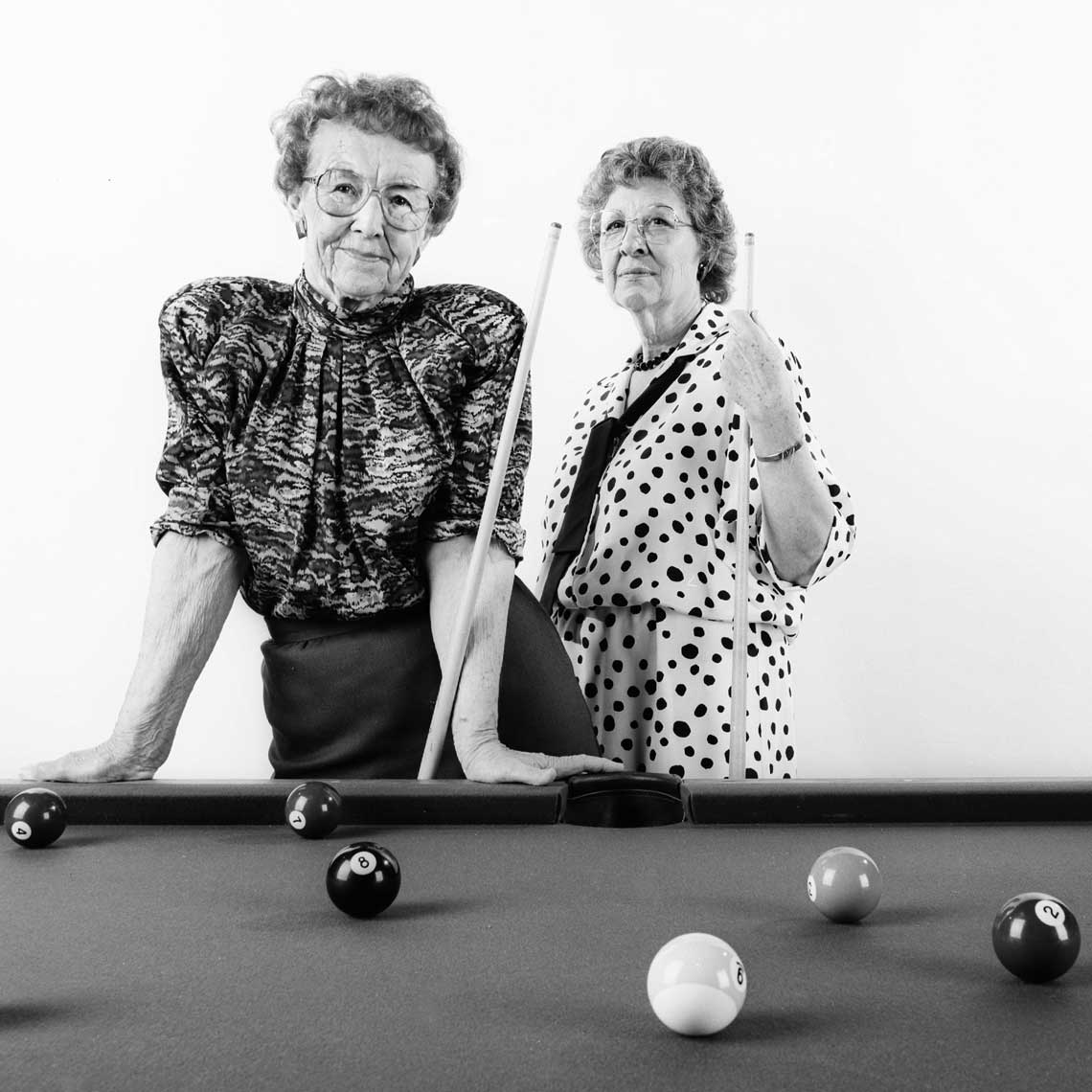 Pool-ladies